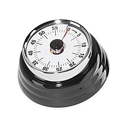 Oggi™ Retro Stainless Steel Kitchen Timer