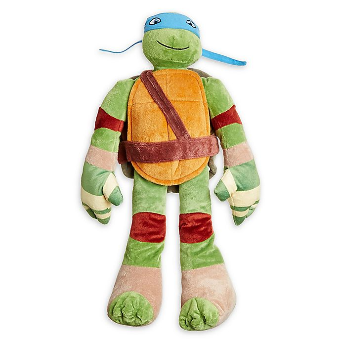 Nickelodeon Teenage Mutant Ninja Turtles Leonardo Pillowtime Pal Bed Bath Beyond