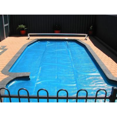 Pool Central 18 Round Floating Solar Blanket Swimming