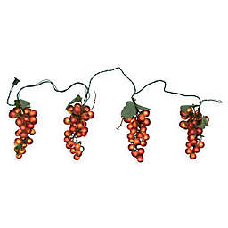 Northlight Tuscan Winery Grape 100-Count String Lights