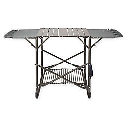 Cuisinart® Take Along Grill Stand in Grey