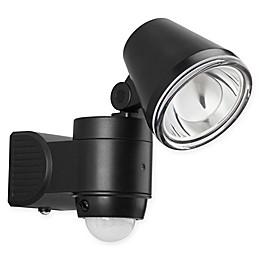 Link2Home 200 Lumen LED Battery Power Single-Head Sensor Floodlight w/ Photocell Technology