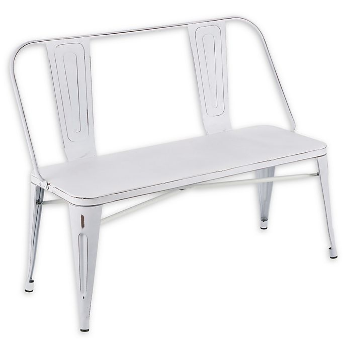 Alternate image 1 for Lumisource® Steel Bench