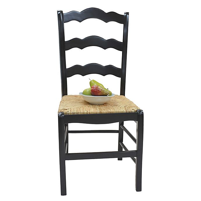 Carolina Cottage Rubberwood Frame Florence Dining Chair in ...