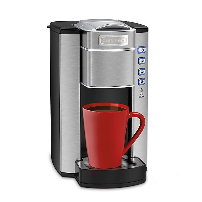 cuisinart® compact single serve coffee maker | bed bath and beyond ...
