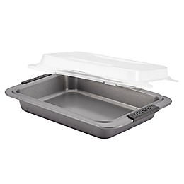 Analon® Nonstick 9-Inch x 13-Inch Rectangular Covered Cake Pan