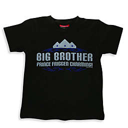 Silly Souls® Big Brother T-Shirt in Black