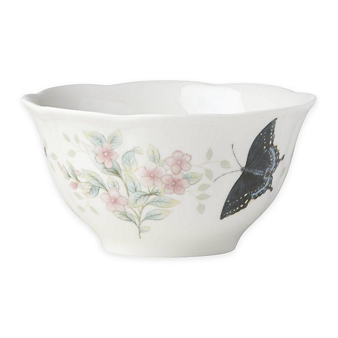 lenox butterfly meadow flutter hummingbird rice bowl bed bath beyond. Black Bedroom Furniture Sets. Home Design Ideas