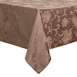 Autumn Vine Damask Tablecloth