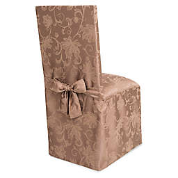 Autumn Vines Dining Chair Cover