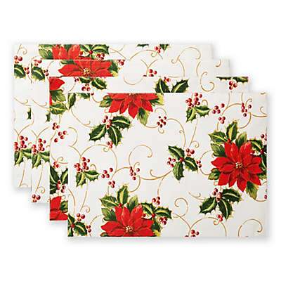 St Nick Placemats (Set of 4)