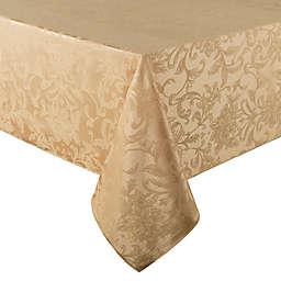 Holiday Cheer Damask Tablecloth