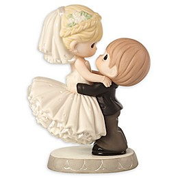 Precious Moments® Best Day Ever Wedding Cake Topper Figurine