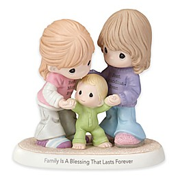 "Precious Moments® ""Family Is A Blessing That Lasts Forever"" Figurine"