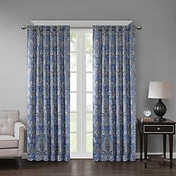 Georgia Print Room Darkening Grommet Window Curtain Panel