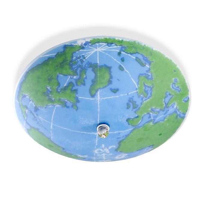 Alternate image 1 for ELK Lighting Kidshine World Map Semi-Flush Fixture with 3-Lights