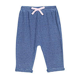 Splendid Kids Striped Jogger Pant in Denim