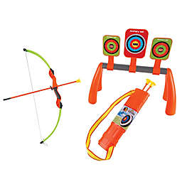 Hey! Play! 9-Piece Suction Cup Bow and Arrow Play Set