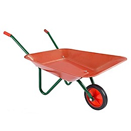 Hey! Play! Kids Pretend Play Garden Wheelbarrow