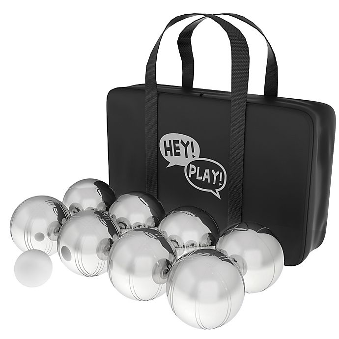 Alternate image 1 for Hey! Play! Petanque Game Set