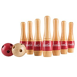 Hey! Play! Coca Cola® Lawn Bowling Game