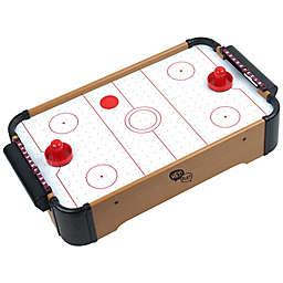 Hey! Play! Mini Tabletop Air Hockey Game