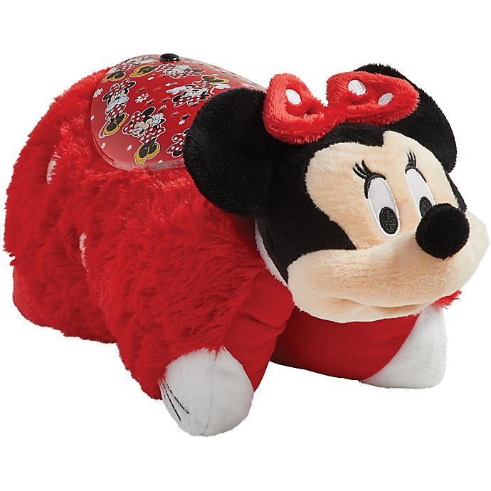 Alternate image 1 for Pillow Pets® Disney® Minnie Mouse Sleeptime Lite Night Light Pillow Pet