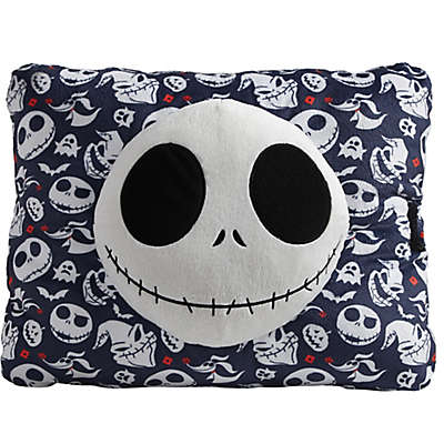 Pillow Pets® The Nightmare Before Christmas Jack Skellington Pillow Pet in Navy