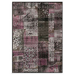 Safavieh Arcadia Patch 3'3 x 4'9 Accent Rug in Red