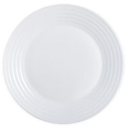 Luminarc Harena Dinner Plate in White