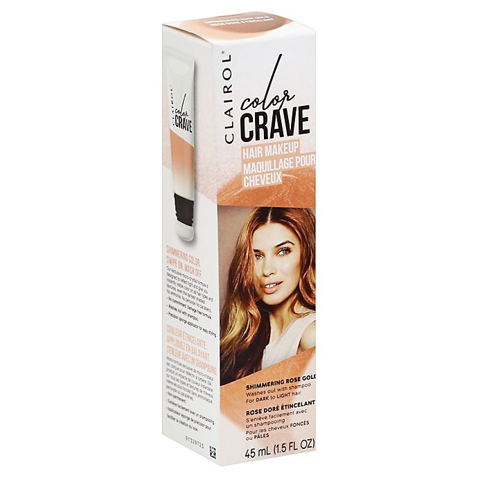 Alternate image 1 for Clairol® Color Crave Hair Makeup Collection