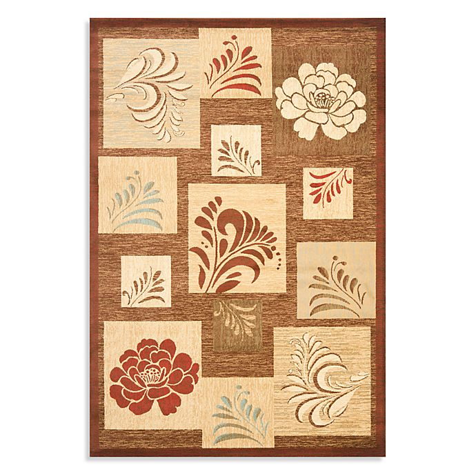Alternate image 1 for Safavieh Brighton Rug in Brown/Multi