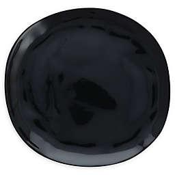 Sandia Obsidian Melamine Dinner Plates (Set of 6)