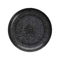 Camp 9-Inch Coupe Melamine Plates in Charcoal (Set of 6)