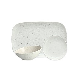 Camp Melamine Dinnerware and Serveware Collection in White