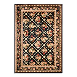 Safavieh Courtland Black Rug