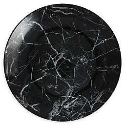 Palace Onyx 10.75-Inch Coupe Melamine Plates (Set of 6)