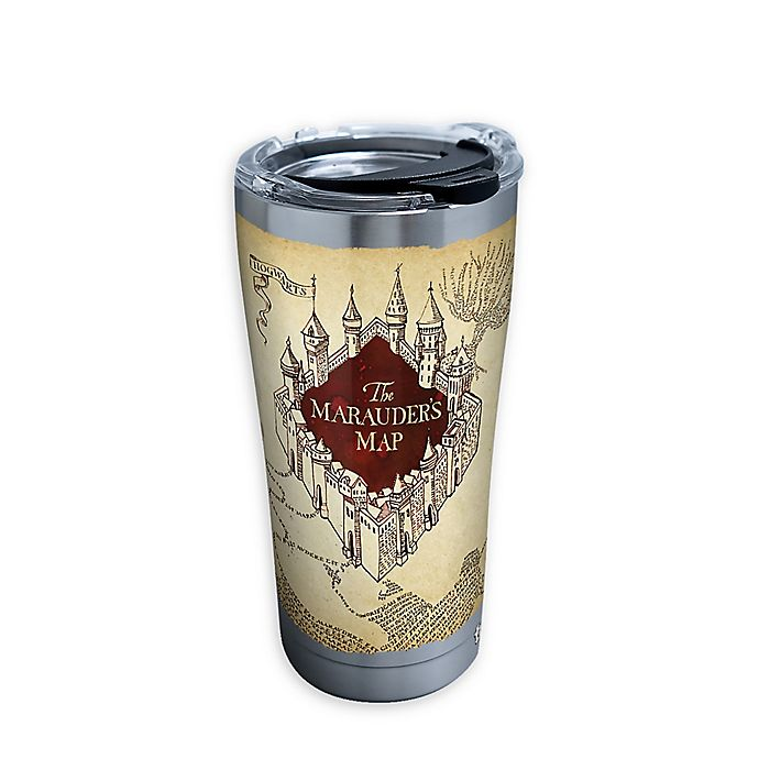 Alternate image 1 for Tervis® Harry Potter ™ Marauder's Map Stainless Steel Tumbler with Lid