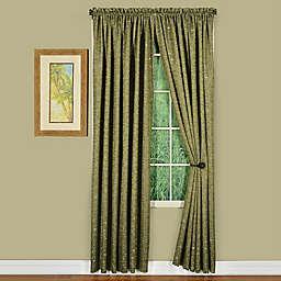 Madison 63-Inch Rod Pocket Window Curtain Panel in Sage