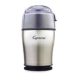 Capresso® Cool Grind PRO Coffee and Spice Grinder in Stainless Steel