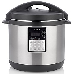 Zavor® LUX Edge 8 qt Programmable Electric Multi-Cooker