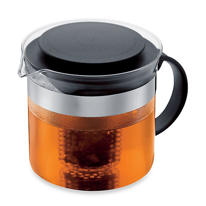 Bodum Bistro Nouveau 34 Ounce Tea Pot Bed Bath Beyond
