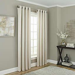 Chesterfield Grommet Room Darkening Window Curtain Panel