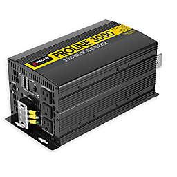 Wagan Tech® Proline 3000-Watt Power Inverter and Remote