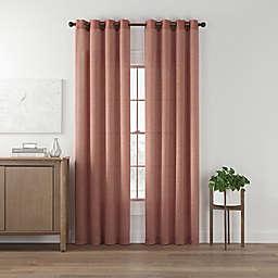 Maroc Grommet Top Window Curtain Panel (Single)