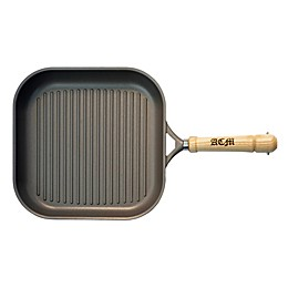 Berndes® Tradition Induction Nonstick Grill Pan in Grey