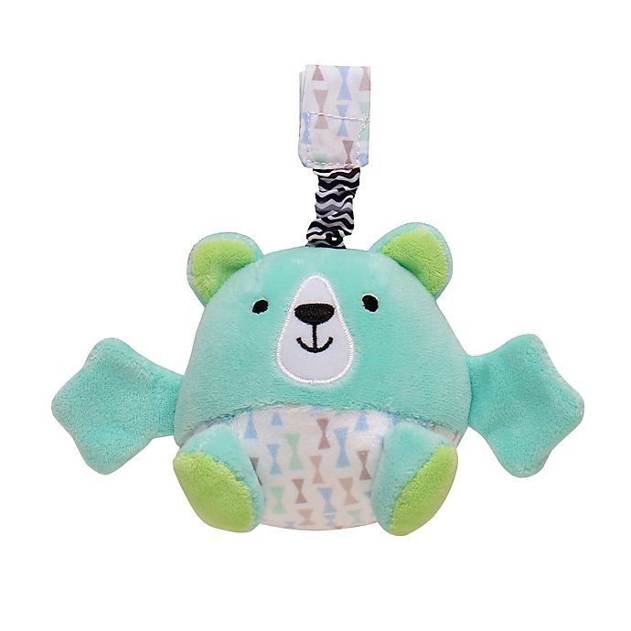 Alternate image 1 for Magic Years® Chime Rattle with Travel Strap