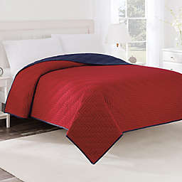 Martex® Two-Tone Coverlet