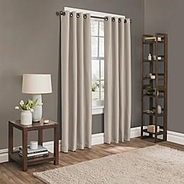 Sebastian Grommet 100% Blackout Window Curtain Panel