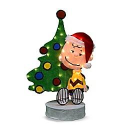 Peanuts™ 36-Inch Pre-Lit 2D Charlie Tree